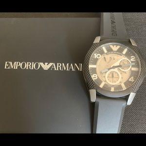 Emporio Armani Gents Automatic Sport Watch